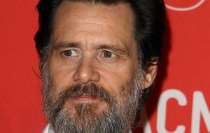 Photo © 2015 NPA/The Grosby Group LACMA's 50th Anniversary Gala held at LACMA in Los Angeles, California on 4/18/15 In this photo:Jim Carrey